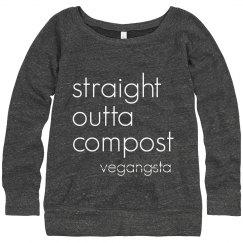 straight outta... sweatshirt