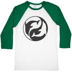 Yin Yang Dolphins Shirt