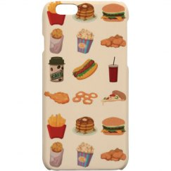 Fast food iPhone 5 case