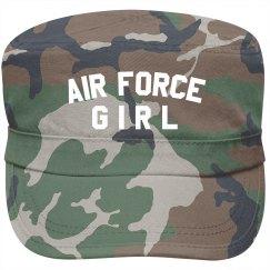 Proud Air Force Girl