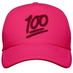 Keep It 100 Cap