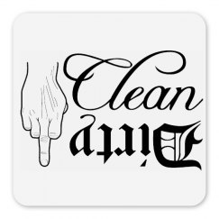 Dirty Clean Dishes