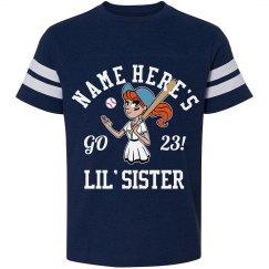 Best Baseball Lil' Sister