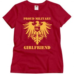 Military Girl Initials