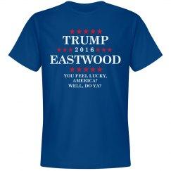 Trump Eastwood 2016