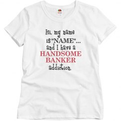 Handsome Banker Crush.