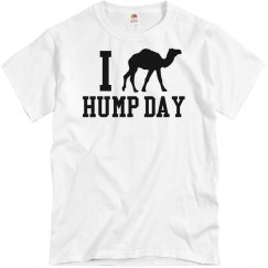 I Heart Hump Day Mens