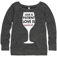 Love is Wine