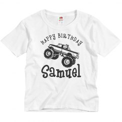 Happy Birthday Samuel!
