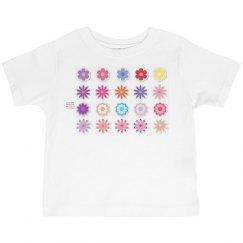 Pretty Floral Tee Shirt