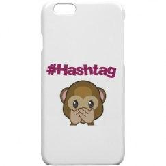Hashtag iphone 5 case