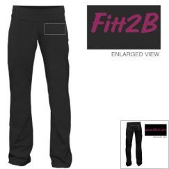 Fitt2B workout pant