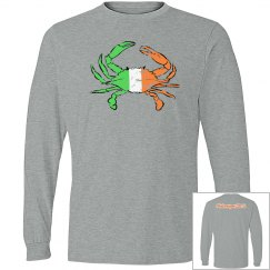 Fake St Pats 16 Grey Distressed