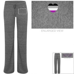 ego gray jersey lounge pants