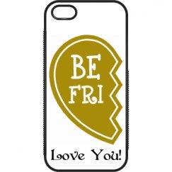 iPhone 5-5s friend case