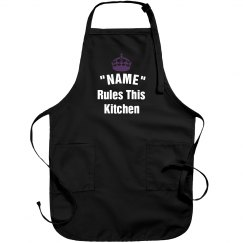 """name"" rules the kitchen"