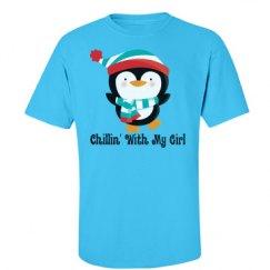 Couples Mens Penguin