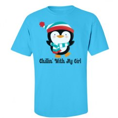 Couples Mens Penguin