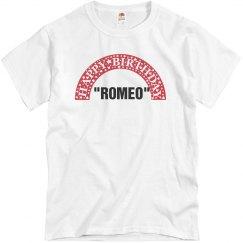 Romeo's birthday