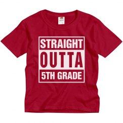 Straight Outta The 5th Grade
