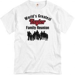 Taylor Family Reunion