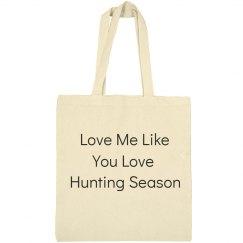 Love Me Like Hunting