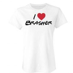 Love Brasher