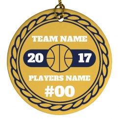 Custom Basketballer Gift