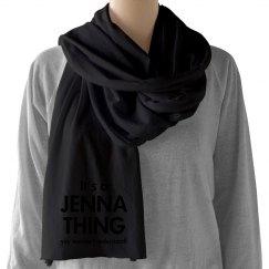 It's a Jenna thing