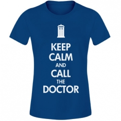 Keep Calm, Call Doctor