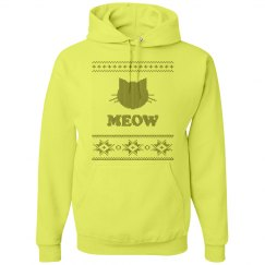Meow Ugly Sweater