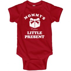 Mommy's Little Present