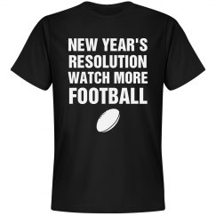 Football New Year