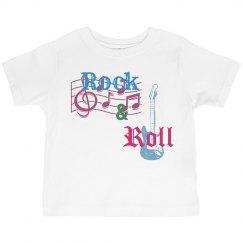 Rock on girl