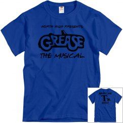 Grease: The Musical - T Birds