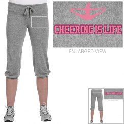 Cheering is Life