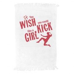 Soccer Spirit Towel