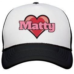 I love Matty