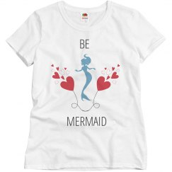 Be Mermaid Girl