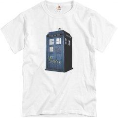 Unisex SuperWhoLock Shirt
