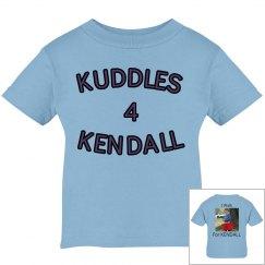 Infant KUDDLES tshirt