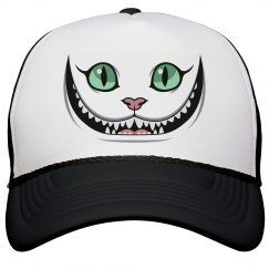 Creepy Cheshire Grin