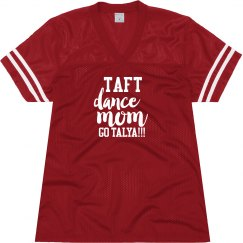 TDT mom's jersey