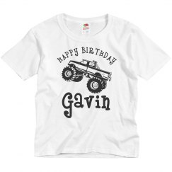 Happy Birthday Gavin!
