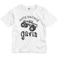 Happy Birthday Gavin!