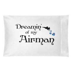 Airman Pillowcase