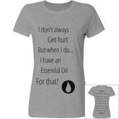 Doterra Essential Oil Shirt