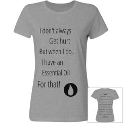 Doterra Essential Oil Shirt