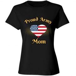 Army proud mom