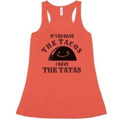 Tatas for Tacos